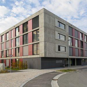 Studentenwohnheim Wuerzburg
